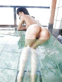 Sweet Asian butts