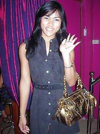 Pattaya Ladyboy Kwang aka Nadia