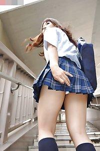 would you like to see japanese upskirts? 2