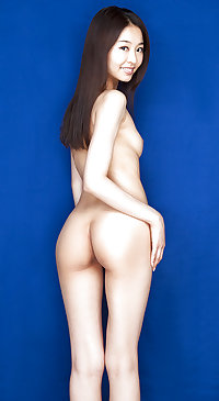 Japanese babes with tiny tight little asses.