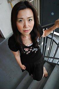 Japanese cute wife Yu