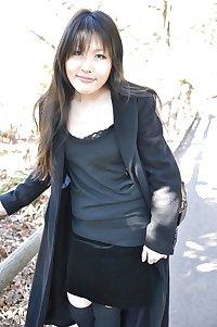Japanese cute wife Kazue