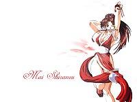 Mai Shiranui ( Fatal Fury & King Of Fighters)