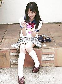 Japanese up skirts