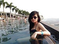 Cute vietnamese girl