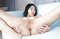 Pussy of the Japanese girl