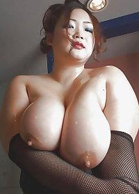 Big nippled asians