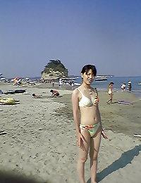 Nishizawa Miki. Leaked Japanese couple.